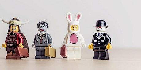 LEGO Club: Halloween tickets