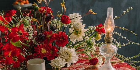 Mid-Autumn Special Flower Table Runner Workshop in Western & Japanese Style tickets