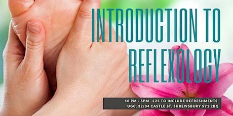 Learn Reflexology Workshop in Shrewsbury tickets