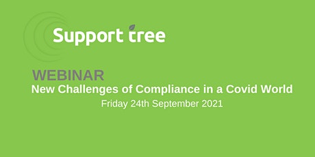 New Challenges of Compliance in a Covid World tickets
