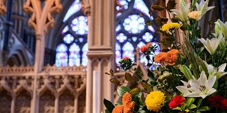 Lincoln Cathedral Flower Festival - Preview Evening tickets