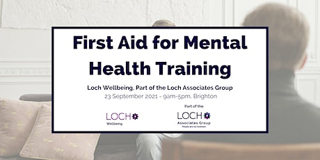 First Aid for Mental Health Course - Brighton tickets