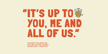 """""""It's up to you, me – all of us!"""" Children in climate citizens' assemblies tickets"""