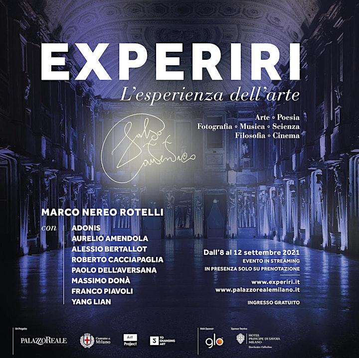 Immagine EXPERIRI - L'esperienza dell'Arte