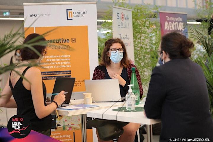 Image pour Safari des métiers du numérique 2021| Pré-inscription (Nantes)