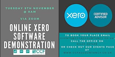 Xero Software Demonstration