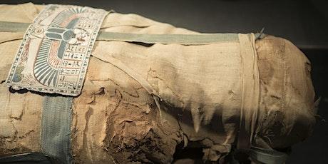 Heinous History: Mummification tickets