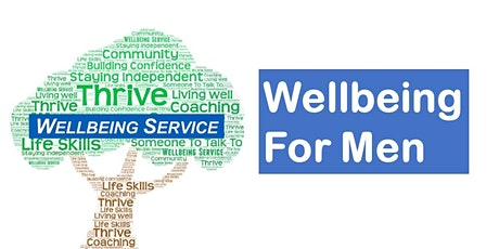 Wellbeing For Men tickets