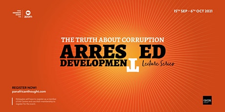 The Truth about Corruption in Africa tickets