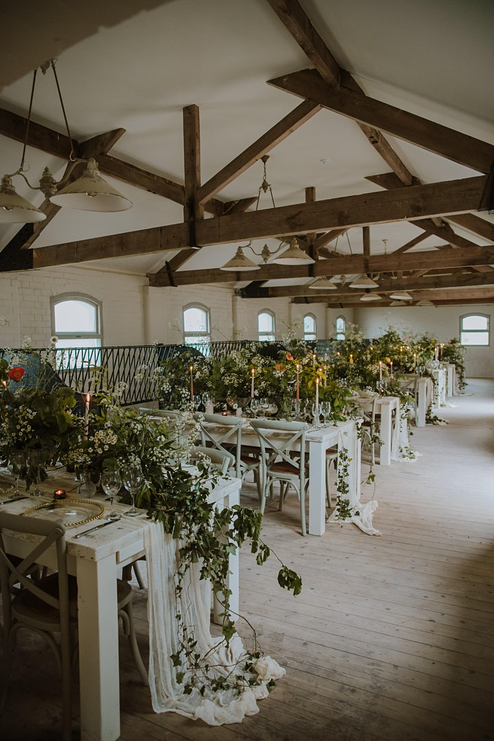 Wedding Showcase at The Hall Barns, Leicestershire image