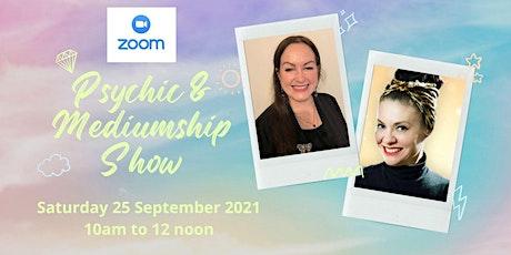 Zoom Psychic & Mediumship Show tickets