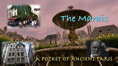 The Marais- a pocket of ancient Paris tickets