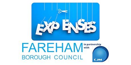 FREE Business Expenses Webinar | Fareham Business Support tickets