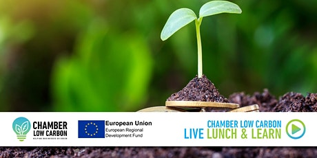 Chamber Low Carbon LIVE Lunch and Learn  - Carbon Offsetting tickets