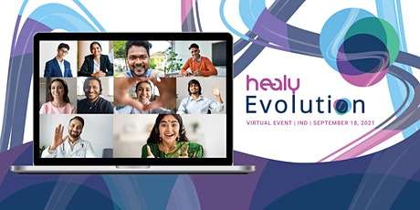 Healy Evolution Virtual Event tickets