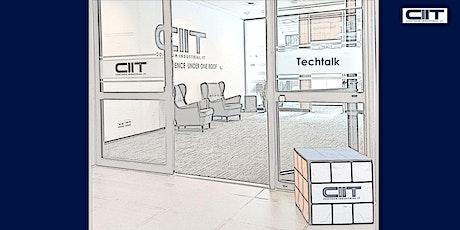 "CIIT-Techtalk ""Industrial App Marketplace"" Tickets"