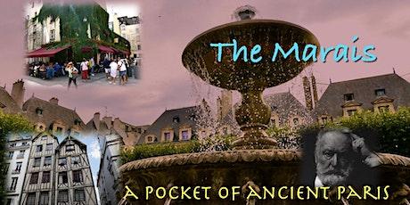The Marais- a pocket of ancient Paris billets