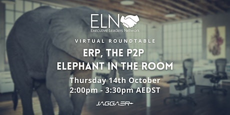ERP, the P2P Elephant in the Room tickets