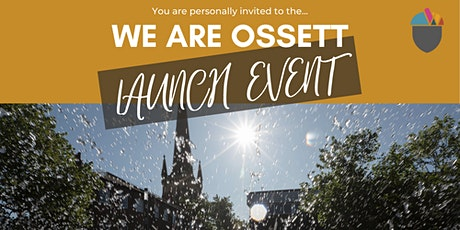We Are Wakefield Launch Event - Ossett tickets