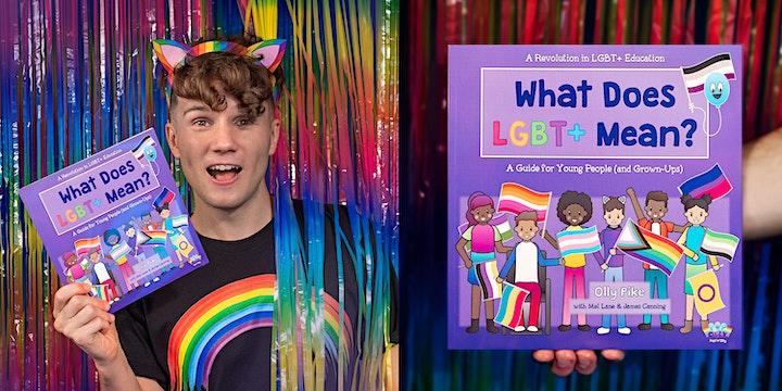 Book Launch & Pop-Up Shop image