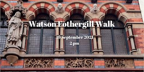 Watson Fothergill Walk: Architecture of Victorian Nottingham tickets