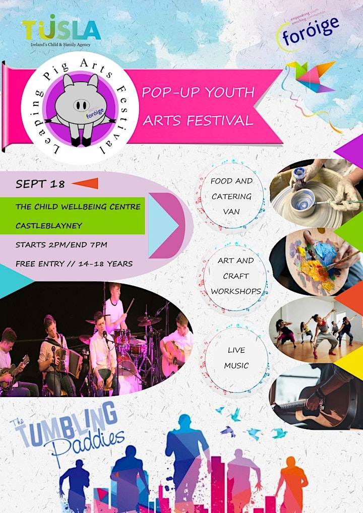 Leaping Pig Youth Arts Festival image