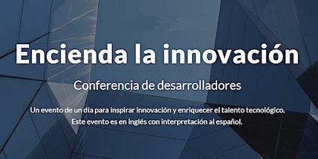 Encienda la innovación boletos