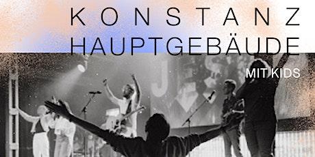 HILLSONG KONSTANZ -  HAUPTGEBÄUDE - 9.30 & 11.30 UHR Tickets