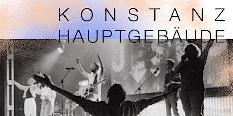 HILLSONG KONSTANZ -  HAUPTGEBÄUDE - 17 UHR Tickets