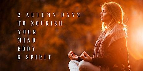 Weekend Mindfulness & Meditation Retreat: Refresh Your Mind, Body & Spirit tickets