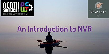 An introduction to NVR - an approach to dealing with challenging behaviour tickets