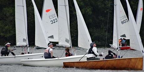 Chipstead Sailing Club combined Comet/Enterprise/Firefly Open 2021 tickets