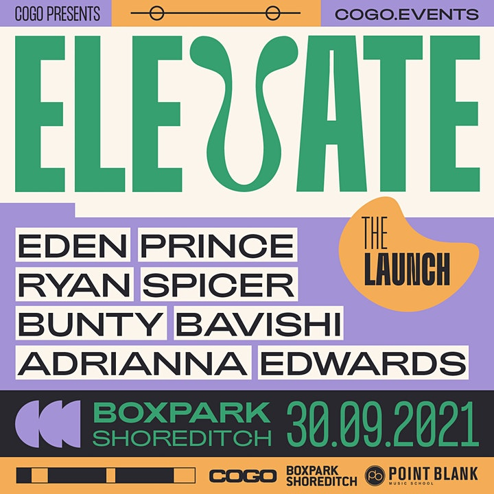 COGO Presents Elevate image