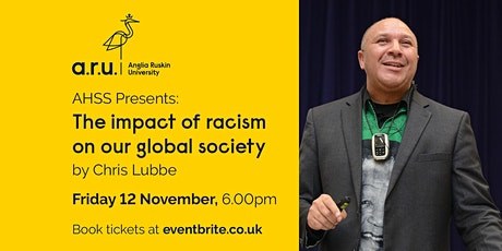 AHSS Presents - a conversation with: Chris Lubbe tickets