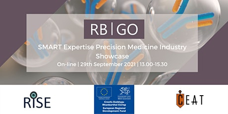 SMART Expertise Precision Medicine Industry Showcase tickets