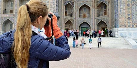 Silk road stories! Virtual guided tour of Uzbekistan tickets