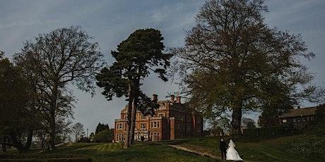 Rossington Hall Wedding Fayre tickets