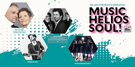 Music Helios Soul 125 Jahre Klinikum Tickets