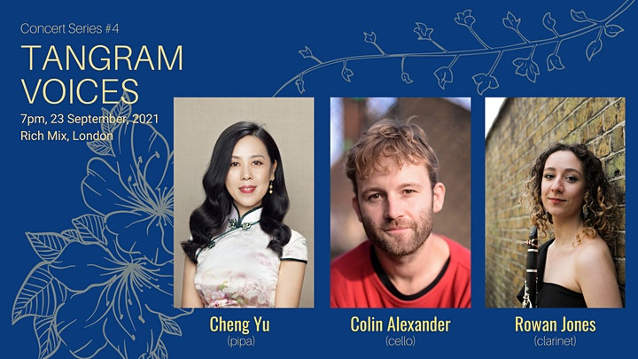 TANGRAM VOICES: Sound of Silk - Cheng Yu & special guests image