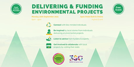 Delivering & Funding  Environmental Projects (Hybrid Event) tickets