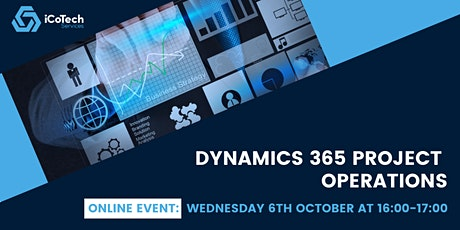 Dynamics 365 Project Operations tickets