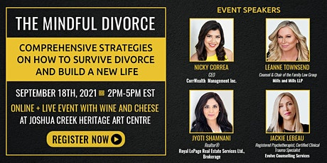 The Mindful Divorce tickets