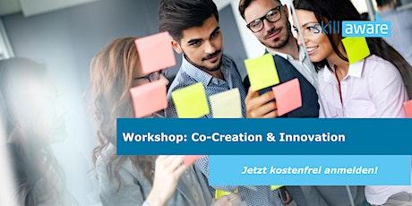 Co-Creation und Innovation: Entfachen Sie Ihr kreatives Potenzial neu! Tickets