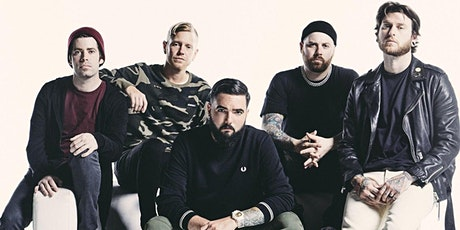 A Day To Remember - The Re-Entry Tour  2021 tickets
