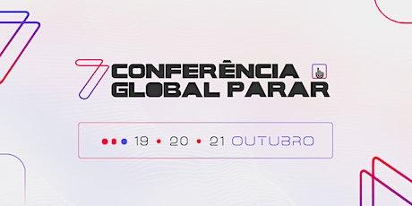 7ª Conferência Global PARAR ingressos