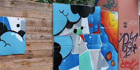 Urban-Art und Graffiti-Führung durch die Erfurter Altstadt Tickets