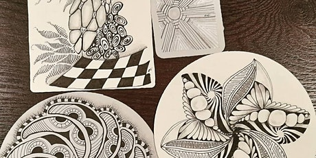 Zentangle: Shades Of Gray tickets