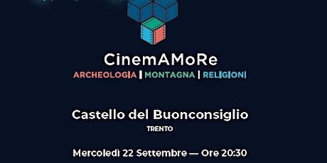 CinemAMoRe 2021 al Castello del Buonconsiglio di Trento biglietti