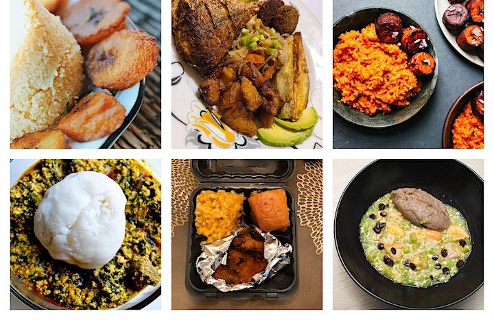 New York African Restaurant Week  Festival 2021 image