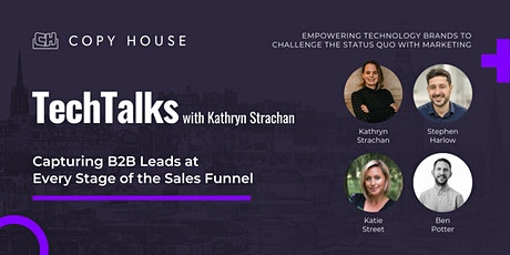 Capturing B2B Leads at Every Stage of the Sales Funnel entradas